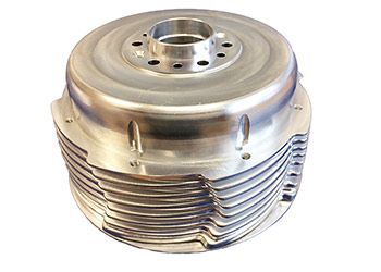 Komplexes CNC Frästeil - Feinmechanik