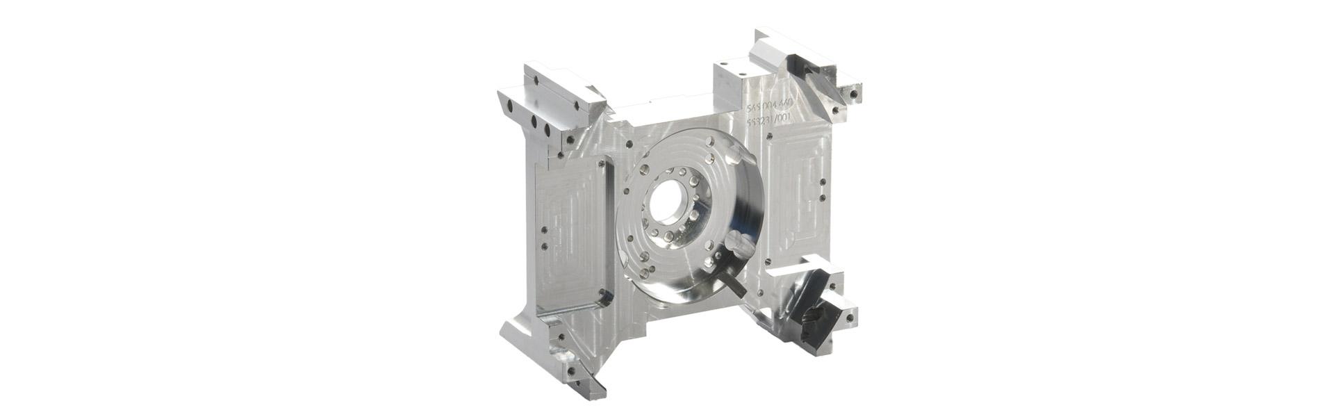 CNC- Fräsen in der Präzisionsmechanik