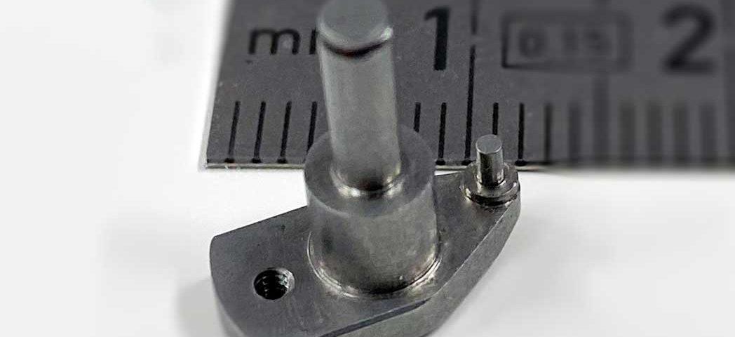 kleines CNC Frästeil