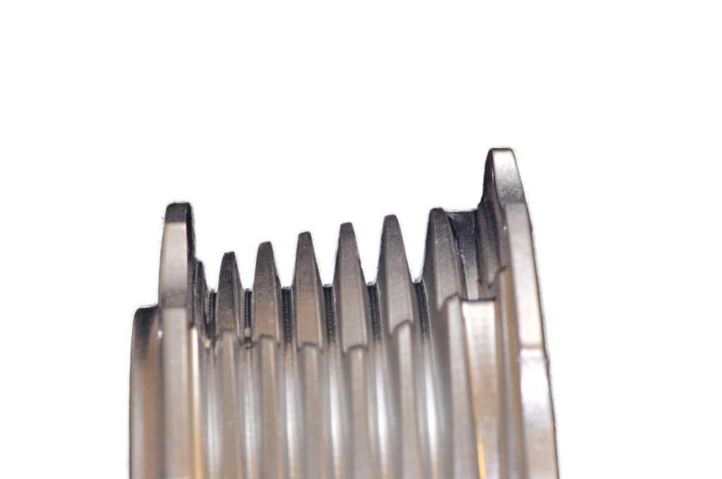 5-Achsen CNC-Fräsen in Perfektion